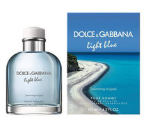 D&G Light Blue Swimming In Lipari EDT・SP 125ml