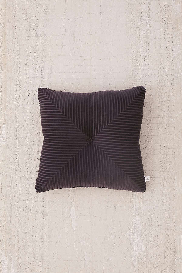 Urban Outfitters☆Carmo Oversized Corduroy Throw Pillow
