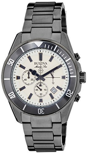 腕時計 ブローバ Bulova Men's 98B205 Analog Display Japanese