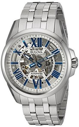 (ブローバ)Bulova 腕時計 メンズ Men`s Automatic Watch 96A187[