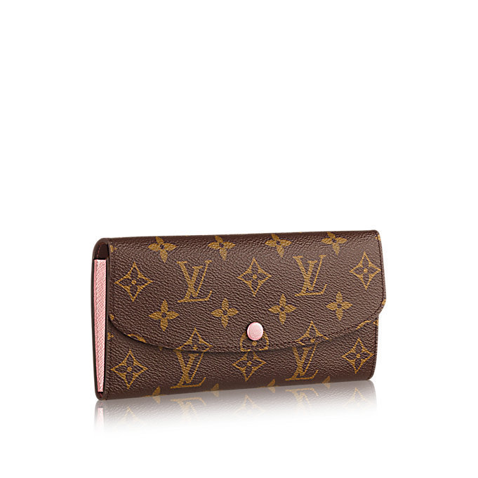 §Louis Vuitton§国内発送 EMILIE WALLET モノグラム