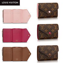 限定!! 全3色!! 完売前に!! ◆Louis Vuitton◆ Victorine Wallet