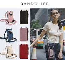 【 Bandolier】EMMAxTHE POUCH iPhoneケース&ポーチセット