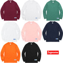 Supreme Athletic Label L/S Tee 17AW シュプリーム 送料込