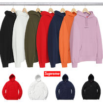SUPREME17AW Compact Logo Hooded Sweatshirt シュプリーム