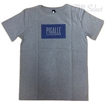 PIGALLE(ピガール) Tシャツ・カットソー 店舗完売★大人気 PIGALLE(ピガール) ボックスロゴ Tシャツ