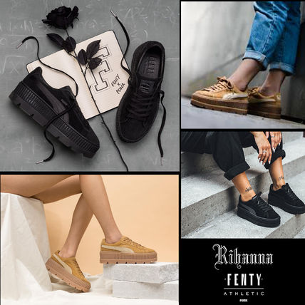 NEW PUMA×FENTY Rihanna Cleated Creeper フェンティクリーパー