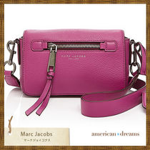 SALE! marc jacobs  レザーショルダーバッグ