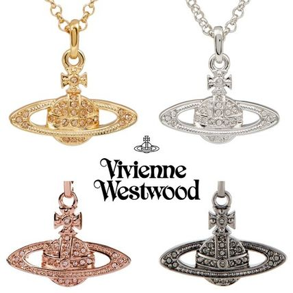 Vivienne Westwood ネックレス・ペンダント キラキラオーブネックレス◇Vivienne Westwood◇MiniBas  Pendant