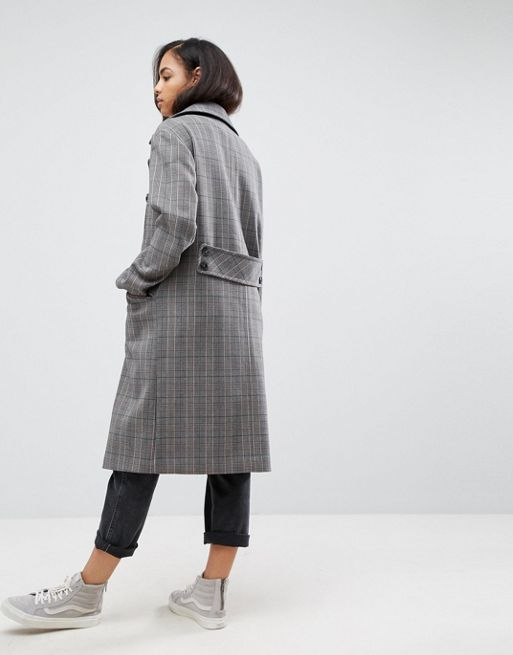 ★ASOS Collection★送料込み Ultimate Check Coat コート