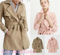 【Abercrombie&Fitch】DRAPEY TRENCH COAT トレンチコート