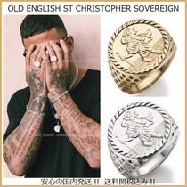 【Chained&Able】OLD ENGLISH ST CHRISTOPHER SOVEREIGN(2色)
