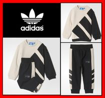 【ADIDAS】 Infants EQT Crew Sweat Set BK5625