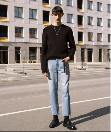 ANDERSSON BELL デニム・ジーパン 日本未入荷ANDERSSON BELLのLEICESTER CROP JEANS 全2色(2)