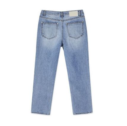 ANDERSSON BELL デニム・ジーパン 日本未入荷ANDERSSON BELLのLEICESTER CROP JEANS 全2色(8)