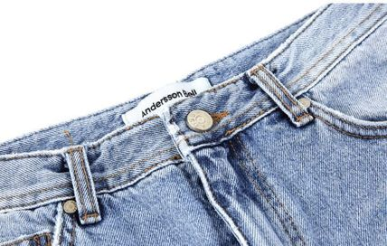 ANDERSSON BELL デニム・ジーパン 日本未入荷ANDERSSON BELLのLEICESTER CROP JEANS 全2色(9)