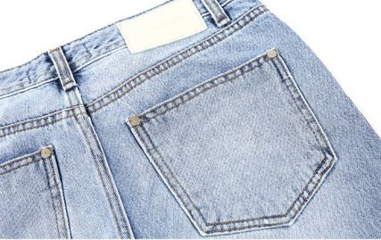 ANDERSSON BELL デニム・ジーパン 日本未入荷ANDERSSON BELLのLEICESTER CROP JEANS 全2色(11)