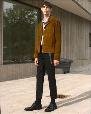 ANDERSSON BELL デニム・ジーパン 日本未入荷ANDERSSON BELLのLEICESTER CROP JEANS 全2色(15)