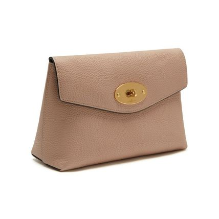 Mulberry メイクポーチ 【Mulberry】化粧ポーチ