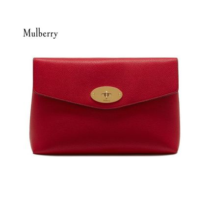 Mulberry メイクポーチ 【Mulberry】化粧ポーチ(4)
