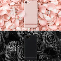 【日本総代理店】iPhone7PLUS♥RICHMOND&FINCH PINK BLACK