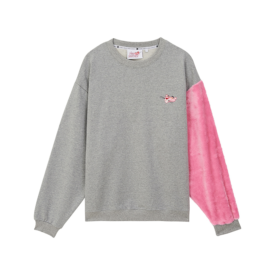 【AW17 PINK PANTHER】Faux Fur Sleeve 全2色