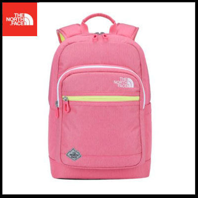 (ザノースフェイス) KIDS SCH PACK SOFT PINK NM2DI54W