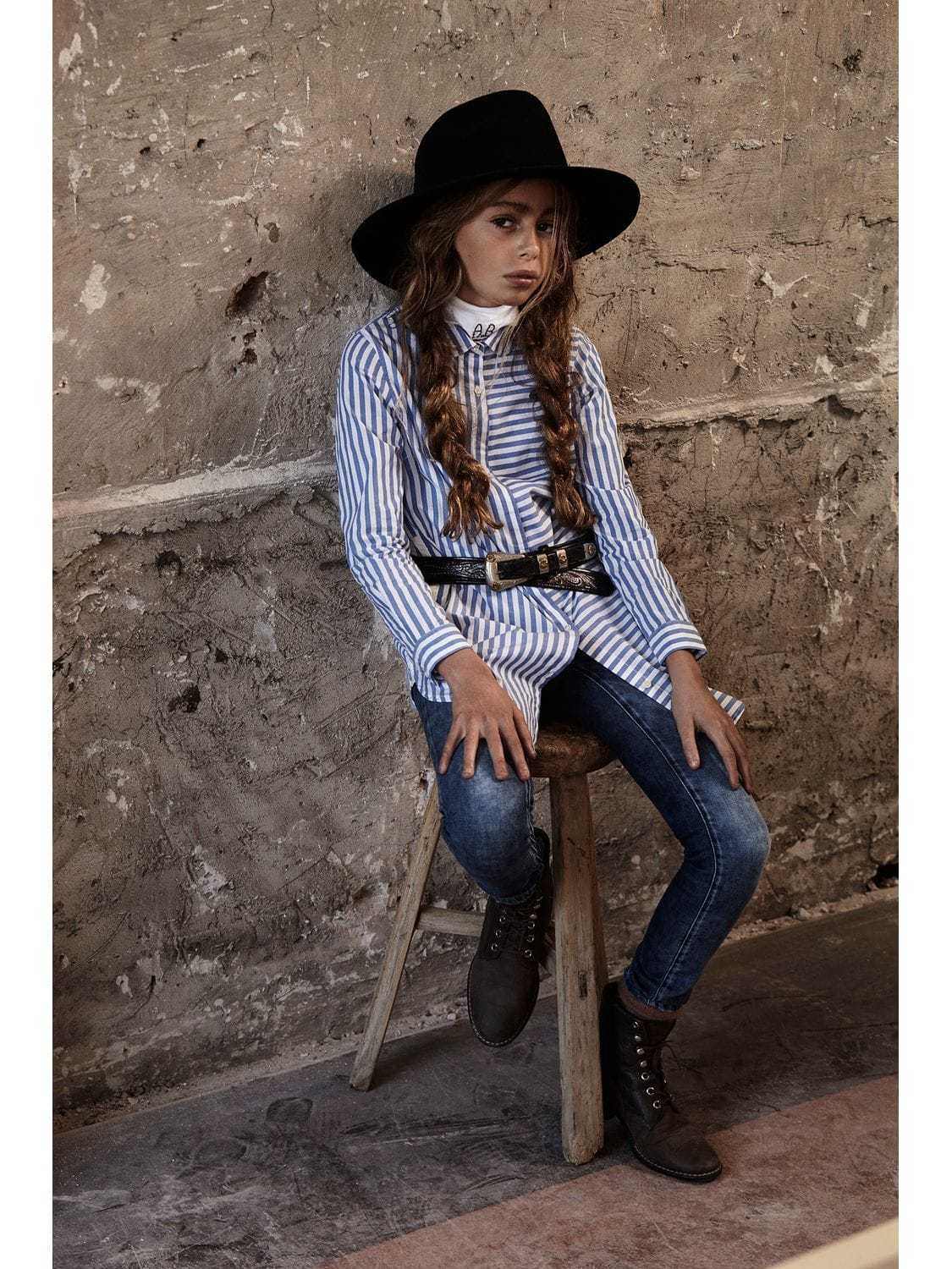 【Scotch & Soda】Girls シャツ