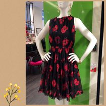 関税込★Kate Spade★OOH LA LA POPPY CHIFFON DRESS☆セール