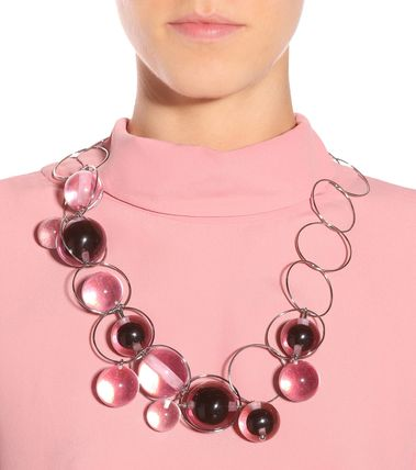 『17AW新作!MARNI  Bauble necklace』