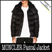 ★【MONCLER】安心追跡 モンクレール Pascal Jacket ブラック