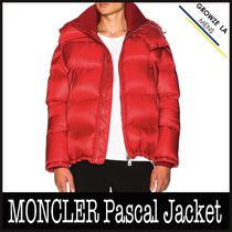 ★【MONCLER】安心追跡 モンクレール Pascal Jacket レッド