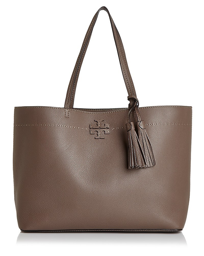 Tory Burch☆McGraw Medium Leather Tote
