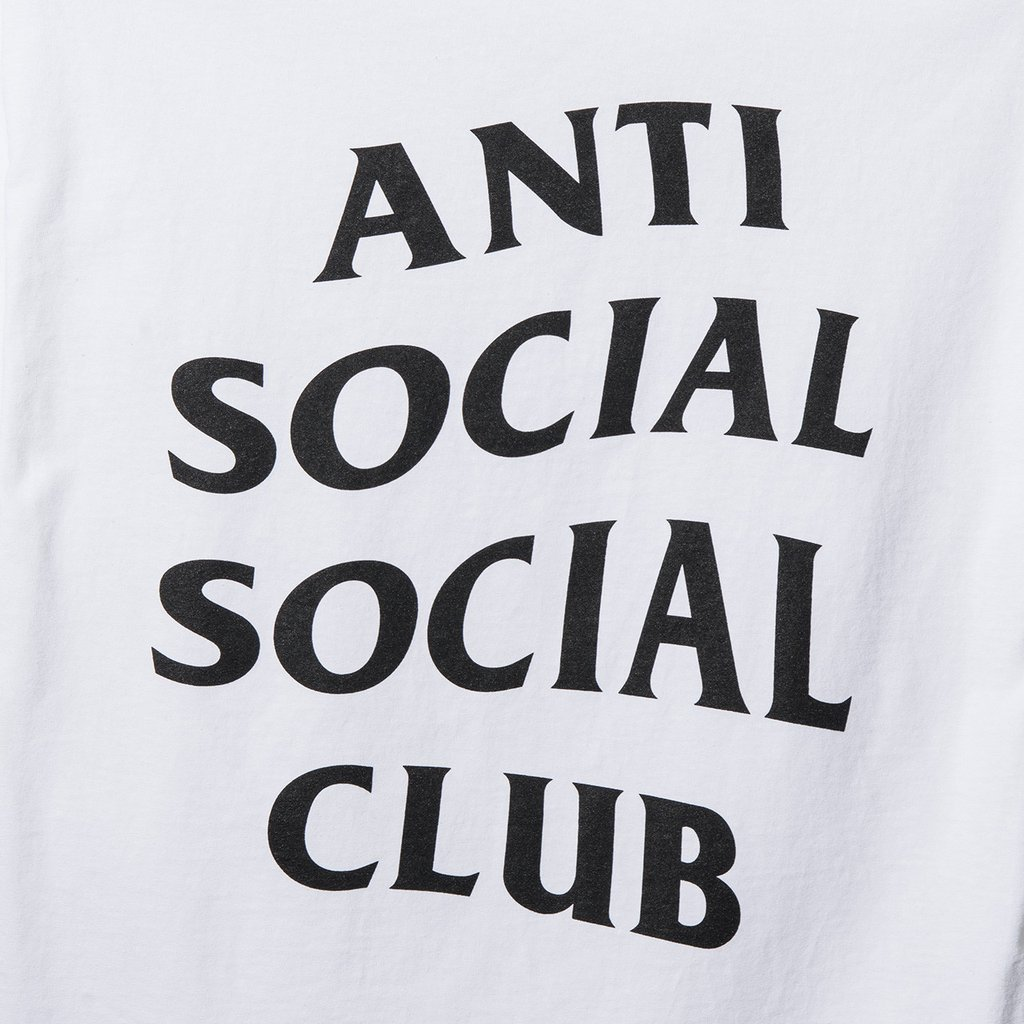 【入手困難レア!】 Anti Social Social Club NELLY Tシャツ