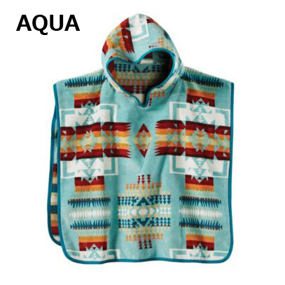 ◆ペンドルトン◆Chief Joseph Hooded Kids' Towel