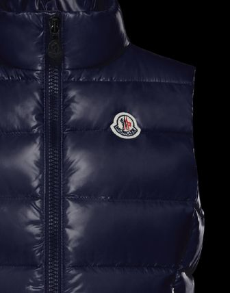MONCLER キッズアウター 多色有MONCLER2017/18秋冬新作ジュニアダウンベストGHANY12A/14A(12)