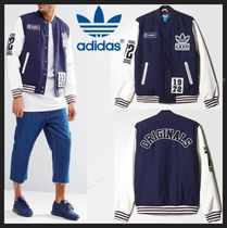 イベント/関税込★ADIDAS Men's Originals BADGE BOMBER JACKET
