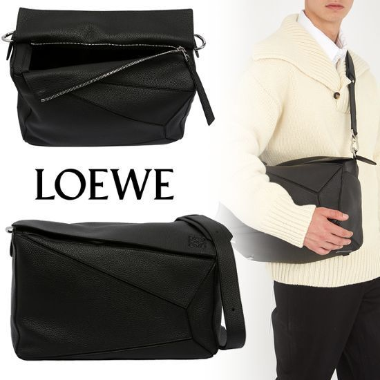 FW17☆LOEWE☆PUZZLE XLレザーバッグ