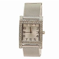 腕時計 ゲス GUESS Women's U0130L1 Analog Display Quartz Silv