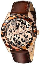腕時計 ゲス GUESS Women's U0455L3 Iconic Brown Animal Print