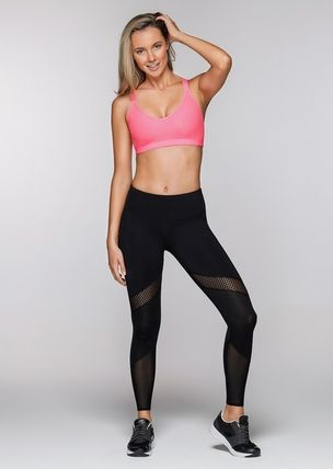 Lorna Jane フィットネストップス ★追跡有【Lorna Jane】Attitude Sports Bra★(5)
