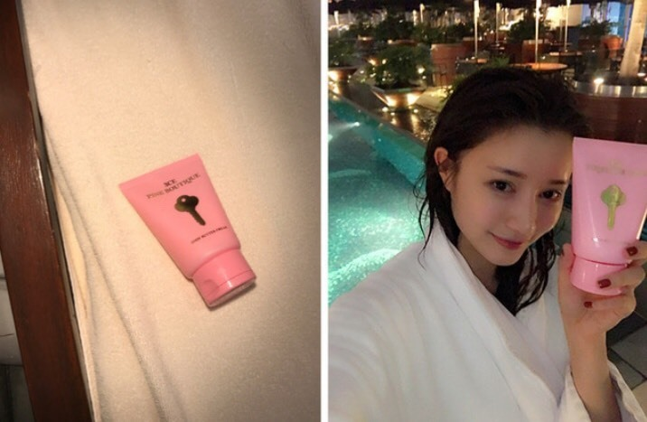 【3CE】 3CE PINK BOUTIQUE BODY BUTTER CREAM 160ml