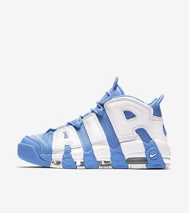 "Nike スニーカー 送料込!Nike Air More Uptempo ""University Blue"" モアテン(4)"