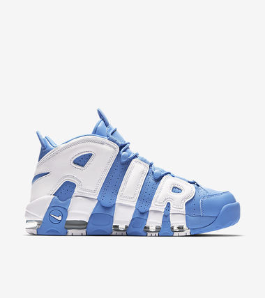 "Nike スニーカー 送料込!Nike Air More Uptempo ""University Blue"" モアテン(5)"