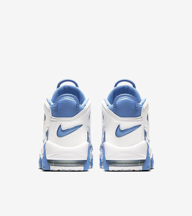 "Nike スニーカー 送料込!Nike Air More Uptempo ""University Blue"" モアテン(7)"
