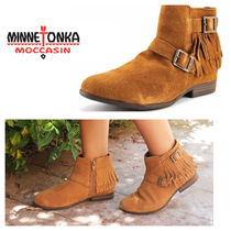 ★Minnetonka Rancho Boot★