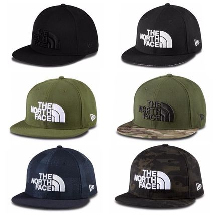 US限定★コラボ★The North Face x New Era Fitted Cap