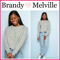 ☆新作*日本未入荷☆Brandy Melville☆SABRINA SWEATER