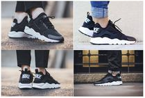 【NIKE 】W AIR HUARACHE RUN ULTRA Black