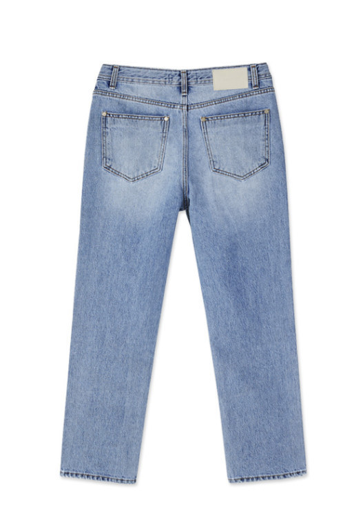 ◆ ANDERSSON BELL ◆ LEICESTER CROP JEANS apa200m(Blue)